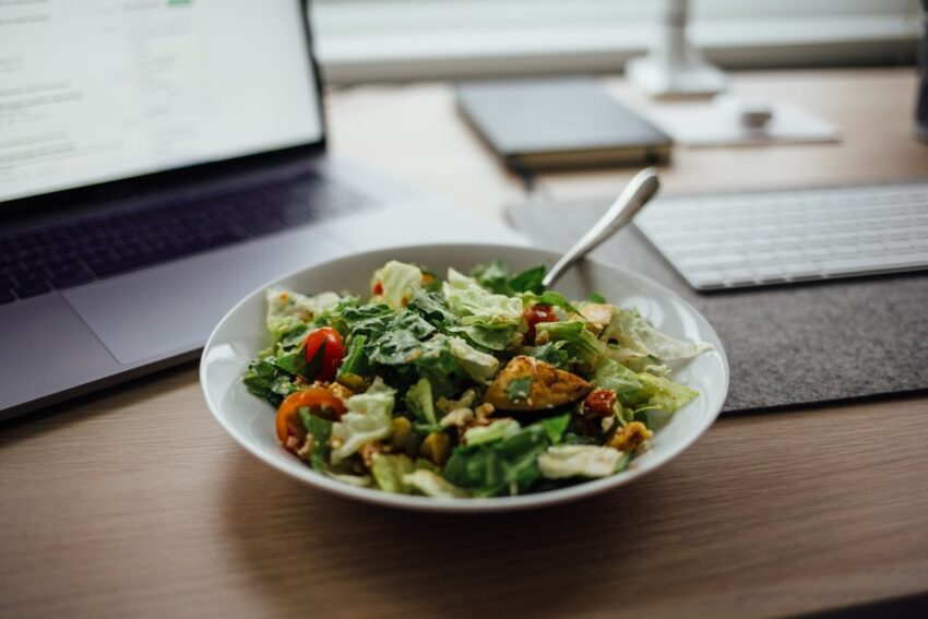 healthy eating workplace